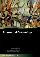 Primordial Cosmology