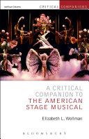 A Critical Companion to the American Stage Musical Pdf/ePub eBook