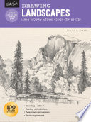 Drawing  Landscapes with William F  Powell Book