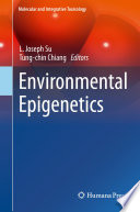 Environmental Epigenetics Book