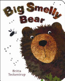 Big Smelly Bear Britta Teckentrup Cover