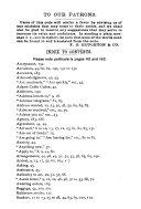 The Adams Cable Codex