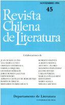Rev. Chilena de Literatura