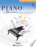 Piano Adventures Level 2a Sightreading Book