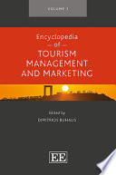 Encyclopedia of Tourism Management and Marketing