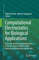 Computational Electrostatics for Biological Applications