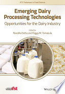 Emerging Dairy Processing Technologies