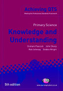 Primary Science  Knowledge and Understanding