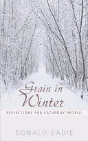 Grain in Winter