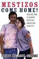Mestizos Come Home! Pdf/ePub eBook