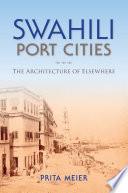 Swahili Port Cities