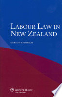 Labour Law in New Zealand