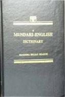 Pdf A Mundari-English Dictionary