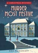 Murder Most Festive Pdf/ePub eBook