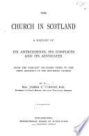 The Church in Scotland Book PDF