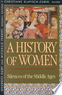 A History Of Women In The West Book PDF