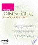 AdvancED DOM Scripting