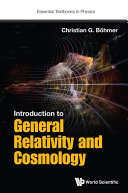 Introduction To General Relativity And Cosmology [Pdf/ePub] eBook