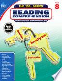 Reading Comprehension  Grade 8