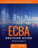 Ecba Revision Guide Book PDF