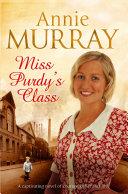 Miss Purdy's Class