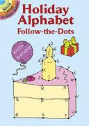 Holiday Alphabet Follow the Dots