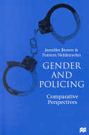 Gender And Policing