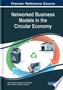Networked Business Models in the Circular Economy Book