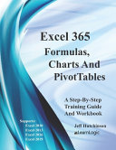 Excel 365   Formulas  Charts And PivotTables