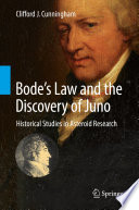 Bode   s Law and the Discovery of Juno
