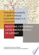 Resisting Categories  Latin American and or Latino