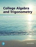College Algebra And Trigonometry With Applications [Pdf/ePub] eBook