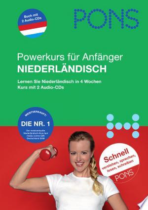 PONS Power-Sprachkurs Niederländisch Free eBooks - Free Pdf Epub Online