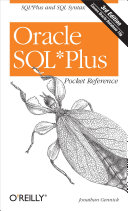 Oracle SQL Plus Pocket Reference