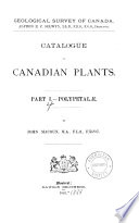 Catalogue of Canadian Plants ..: Polypetalœ
