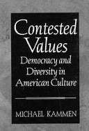Contested Values