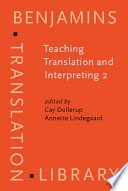 Teaching Translation and Interpreting 2