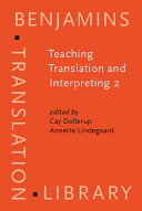 Teaching Translation and Interpreting 2