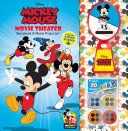 Disney Mickey Mouse 90th Anniversary Storybook & Movie Projector