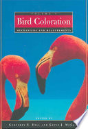 Bird Coloration: Mechanisms and measurements