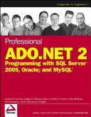 Professional ADO.NET 2