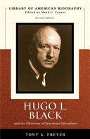 Hugo L  Black and the Dilemma of American Liberalism