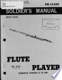 Flute Player Book PDF