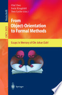 From Object-Orientation to Formal Methods  : Essays in Memory of Ole-Johan Dahl