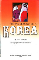 The Insider s Guide to Korea