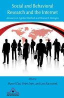 Social and Behavioral Research and the Internet Book PDF