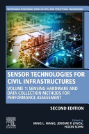 Sensor Technologies for Civil Infrastructures Book