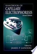 Handbook of Capillary Electrophoresis  Second Edition Book