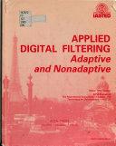 Applied Digital Filtering Book PDF
