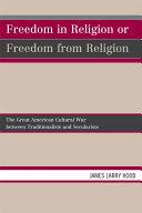 Freedom in Religion or Freedom from Religion Pdf/ePub eBook
